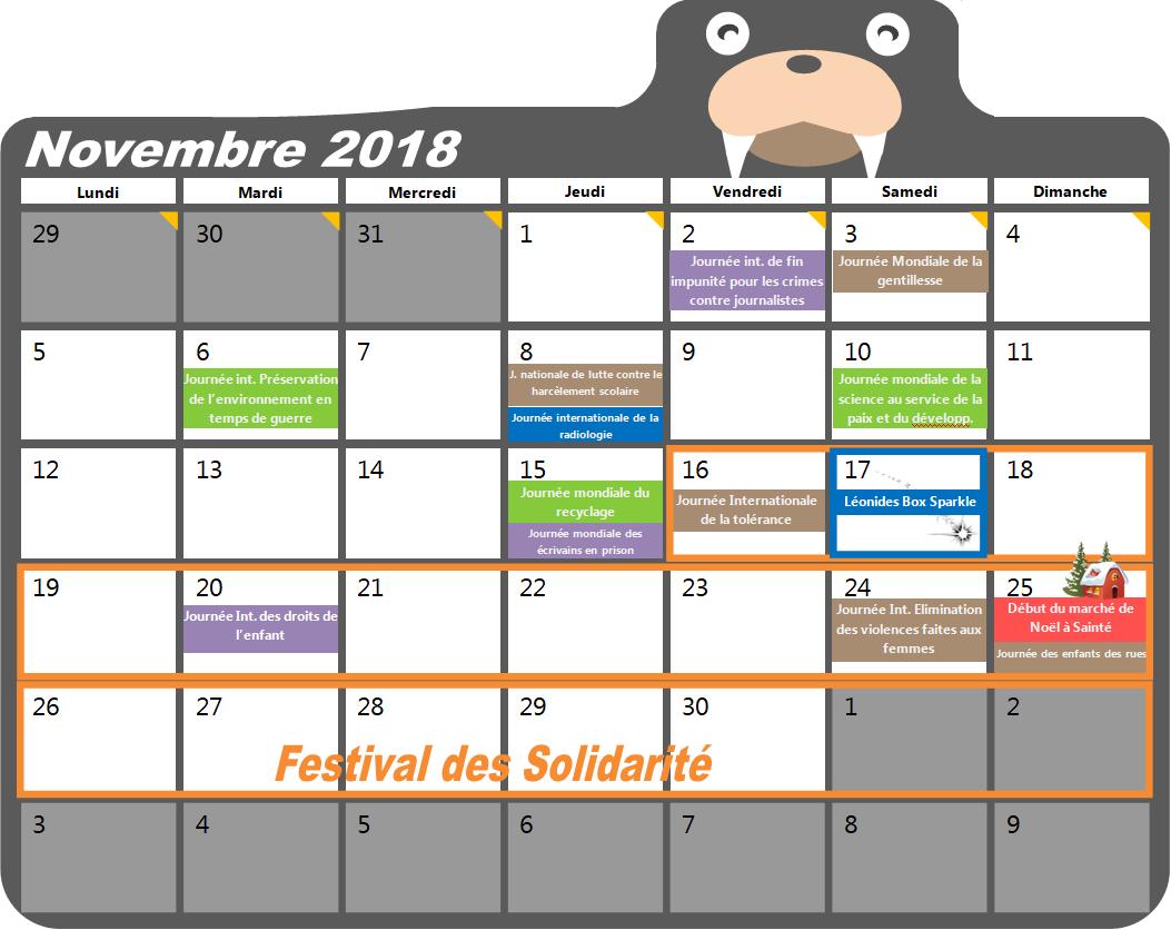 2018 Novembre