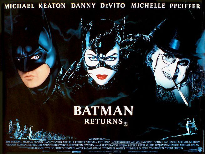The Coffee Time Machine et abus de langage dans Batman Returns