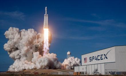 Instantané – Falcon Heavy, la plus puissante ?