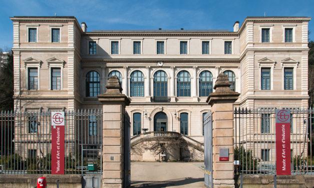 Découverte du musée d'Art et d'Industrie de Saint-Etienne