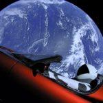 Instantané – Tesla Roadster, géocroiseur Geek ?