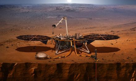 Insight, la dernière sonde américaine en surface martienne