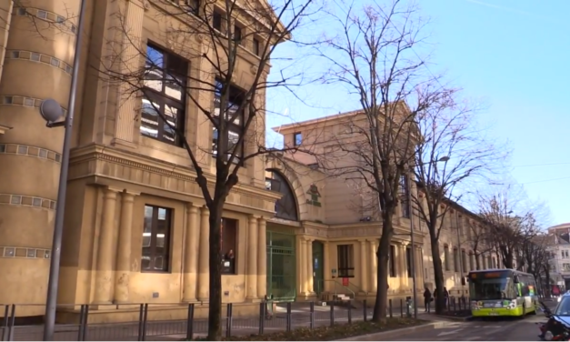 Découverte du lycée Claude Fauriel de Saint-Etienne